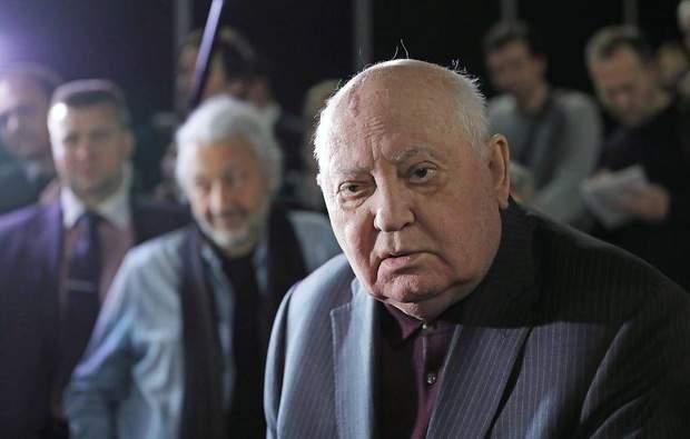 президент СРСР 1990 – 1991 років Михайло Горбачов