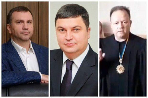 Павло Вовк Ігор Погрібніченко Іван Шепітко
