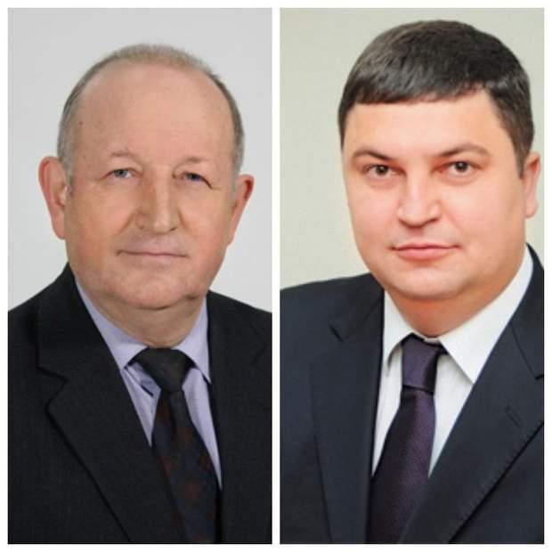 Володимир Говоруха Ігор Погрібніченко