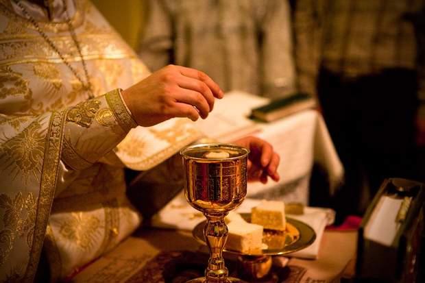 У церкві можна підхопити безліч небезпечних хворою
