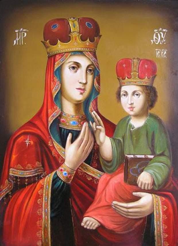 Озерянска ікона Божої Матері
