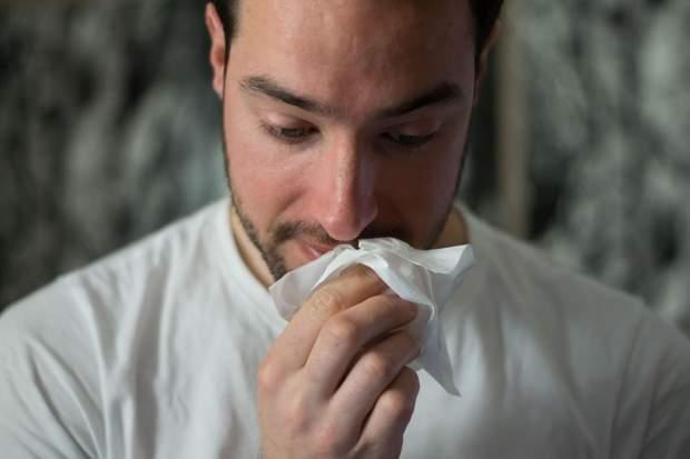 грип і застуда можуть проходити одночасно