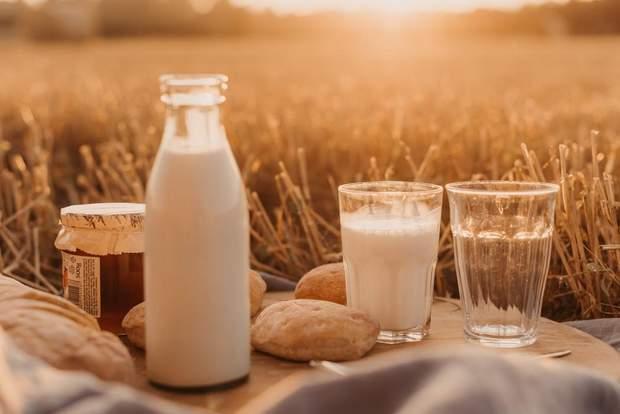 Алергія на молоко