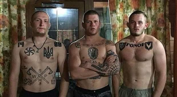 Татуювання на тілах