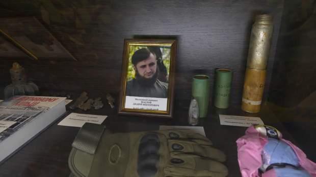 Речі загиблого військового