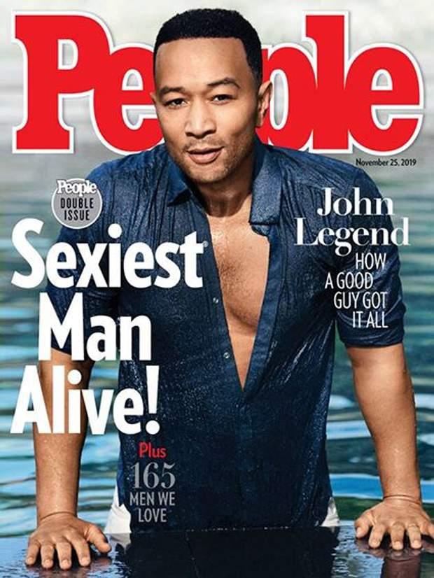 Джон Ледженд – найсексуальніший чоловік року