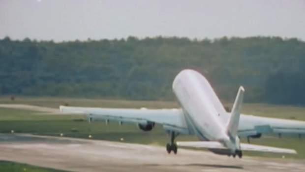 Взліт літака