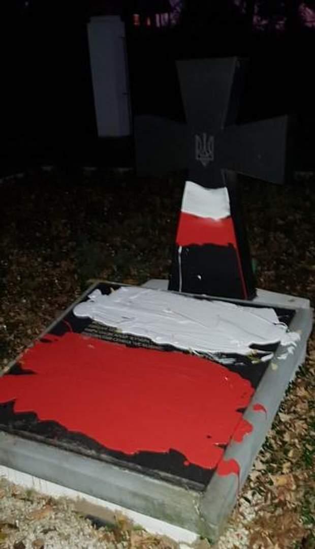 Польща пикуличі перемишль могили українці осквернення