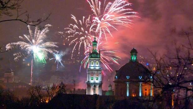 Куди поїхати на Новий рік-2020 в Україні