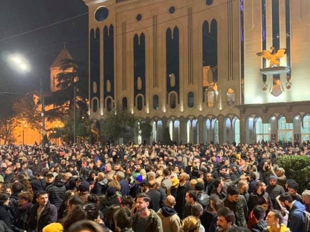 """Результат пошуку зображень за запитом """"грузия протест"""""""