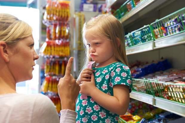 Діти часто влаштовують батькам істерики