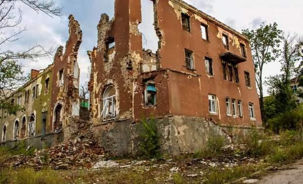 Колишня Семенівська лікарня