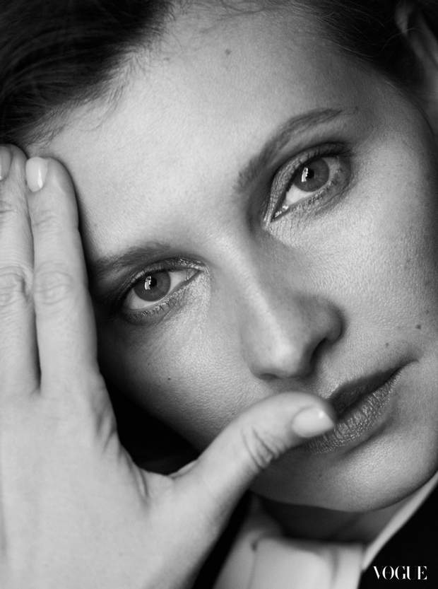 Олена Зеленська на сторінках Vogue