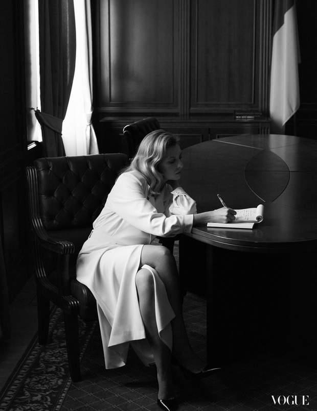 Олена Зеленська у стильній фотосесії