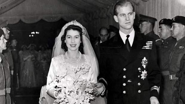 Весілля Єлизавети ІІ і Філіпа