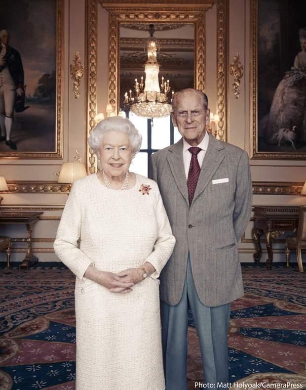 Річниця весілля Єлизавети ІІ і Філіпа