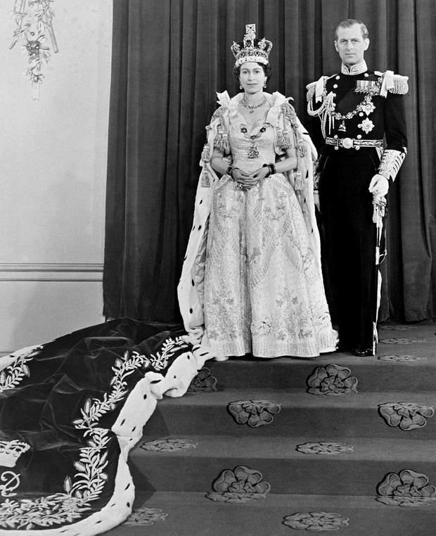 Коронація Єлизавети ІІ