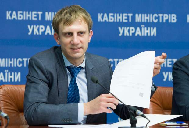 Антон Янчук, голова АРМА