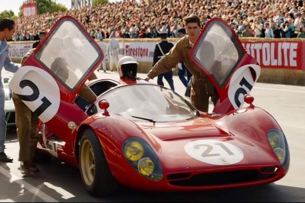 """""""Аутсайдери"""": перегони Ford проти Ferrari"""