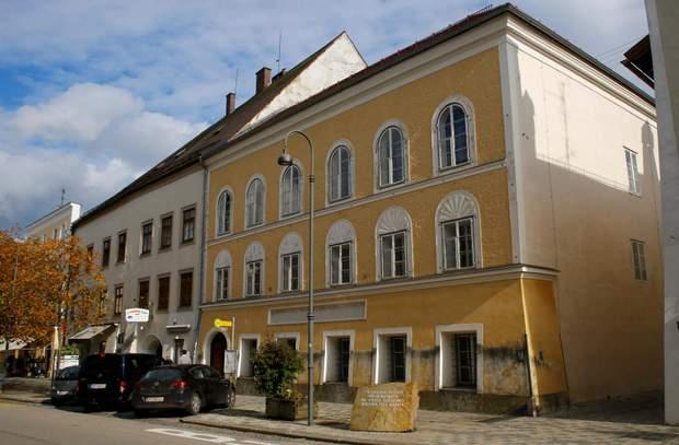 Будинок Гітлеоа в Австрії