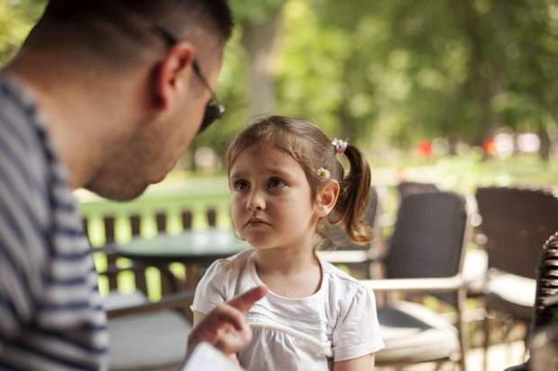 Пояснюйте дитині, що вона не може ображати інших