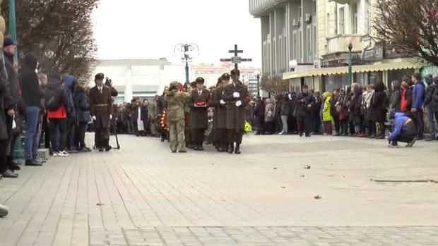 У Сумах попрощалися з загиблим бійцем Коростельовим: спогади про відважного командира