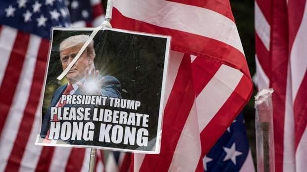 Трамп торгова війна з Китаєм