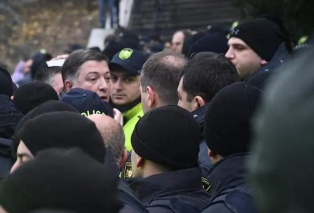 Протести у Грузії