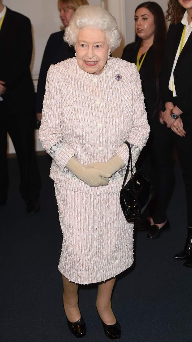 Єлизавета ІІ на урочистій події у Лондоні