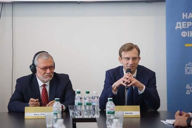 Антон Янчук, АРМА, голова АРМА