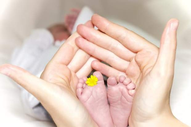 Засоби для догляду новонароджених