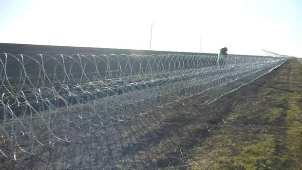 Стіну на кордоні з РФ будують вже 5 років