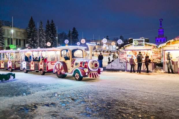 Як відсвяткувати Новий рік 2020 в Києві