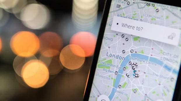 Uber може втратити право на роботу в Лондоні