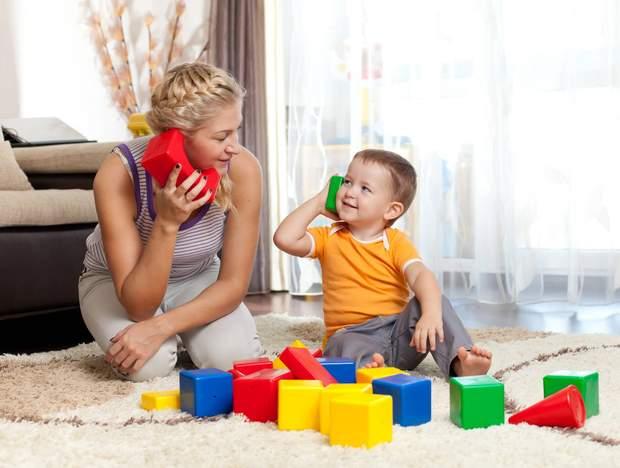 Грайте з дітьми під час перерви