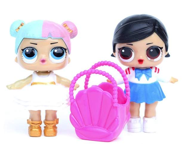 Дівчаткам однозначно сподобаються ляльки LOL