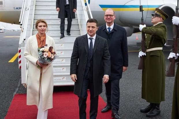 Міжнародна поїздка Президента України