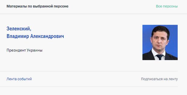 кремль зеленський сайт