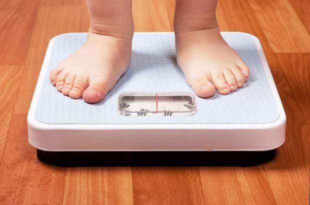 Ожиріння небезпечне для дітей