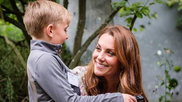 Кейт Міддлтон оберігає своїх дітей від набридливих папараці