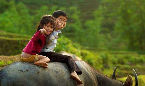 В'єтнамські діти