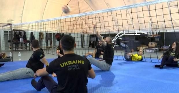 Збірна України Ігри Нескорених