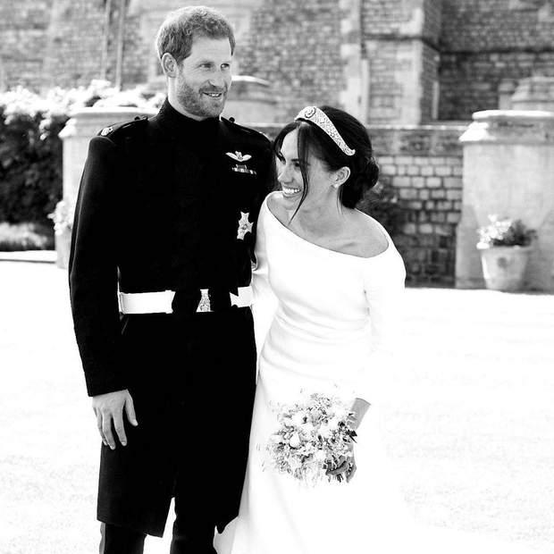 Королівське весілля принца Гаррі та Меган Маркл