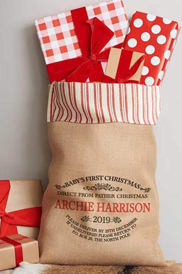 Різдвяний пакунок для Арчі Гаррісона