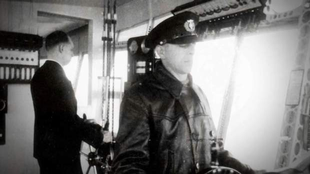 Капітан дирижабля