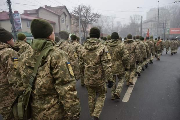 військові хода мужності тернопіль