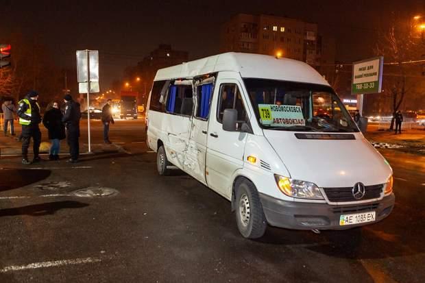 вантажівка маршрутка Дніпро