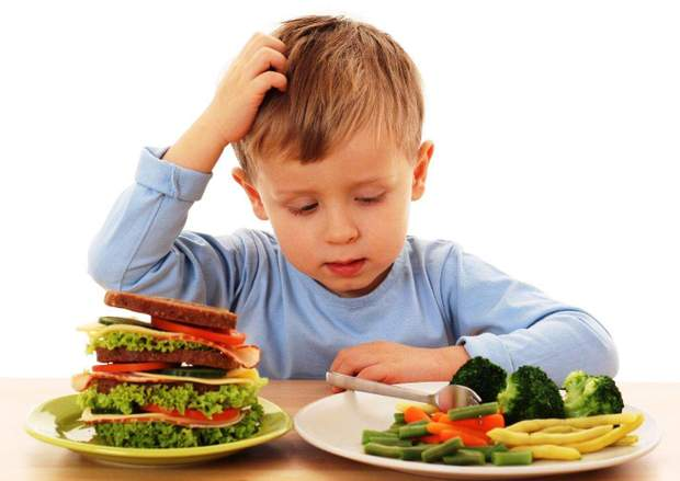 Вегетеріанство у ранньому віці може дуже нашкодити дитині