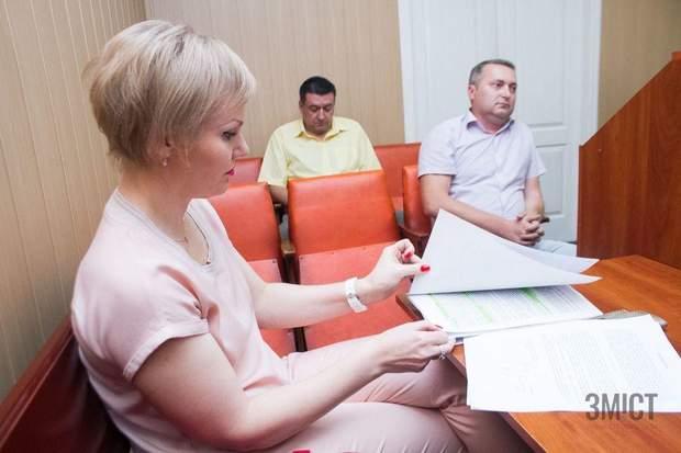 Суддя Наталя Крючко