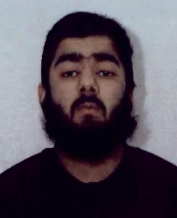 лондон велика британія тероризм